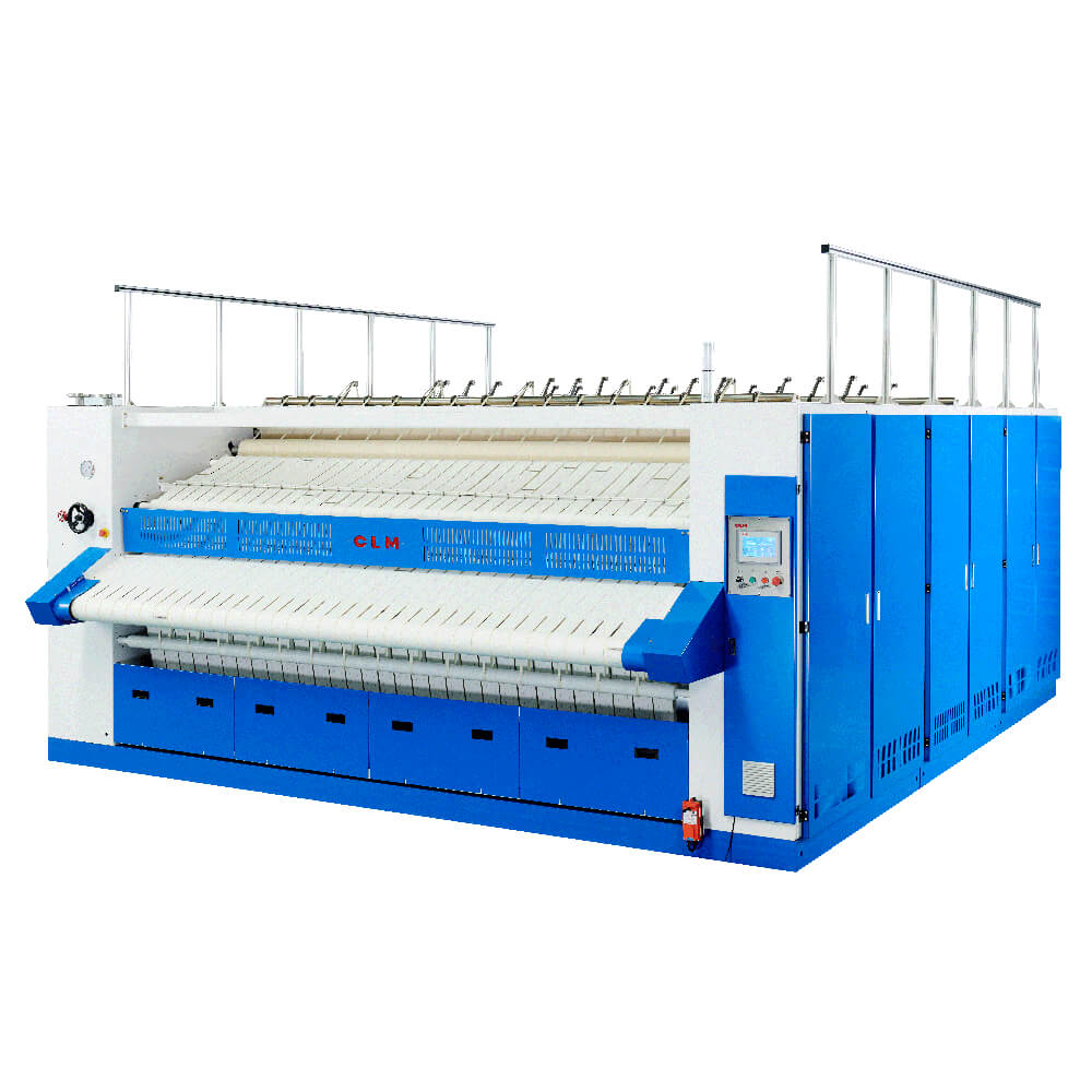 CLM Super Roller Ironer(650 Series)
